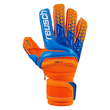 Amazon.com   Reusch Prisma Pro G3 Ortho Tec Goalkeeper Gloves Size ... ba1a72939e