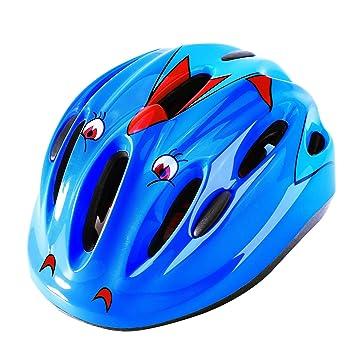 FishOaky Casco Motocross Niño, Casco Moto Niño, Casco Bicicleta Niño Seguridad Ligero y Ajustable