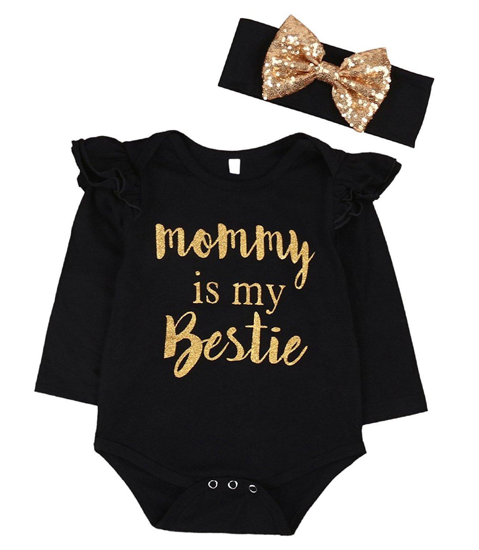 Amazon Baby Party Dress Infant Baby Cool Costume Newborn Girls