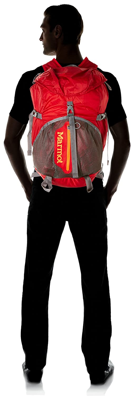 Marmot Kompressor Plus - Mochila, color rojo, talla Talla única: Amazon.es: Deportes y aire libre