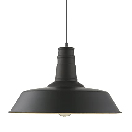 Black Farmhouse Light Fixture