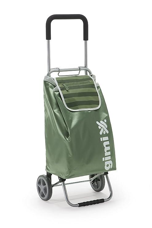 Gimi Flexi Verde Carrito de la compra