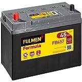 Fulmen - Batterie voiture FB457 12V 45Ah 330A - Batterie(s) - 545157033 ; B