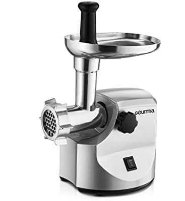 Key features of Gourmia GMG7000 prime-plus commercial grade meat grinder