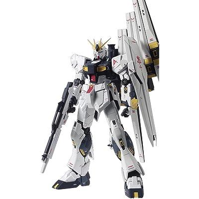 """Bandai Hobby Nu Gundam Version Ka """"Char's Counterattack"""" 1/100 - Master Grade: Toys & Games"""