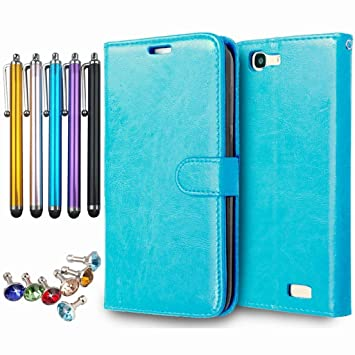 LEMORRY para Huawei Ascend G7 / G7-L01, G7-L03 Funda Carcasa ...