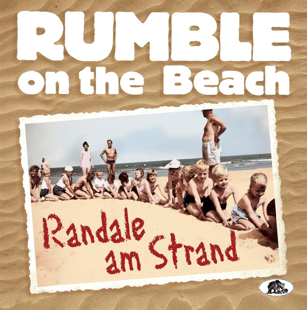 Vinilo : Rumble on the Beach - Randale Am Strand (180 Gram Vinyl, Limited Edition)