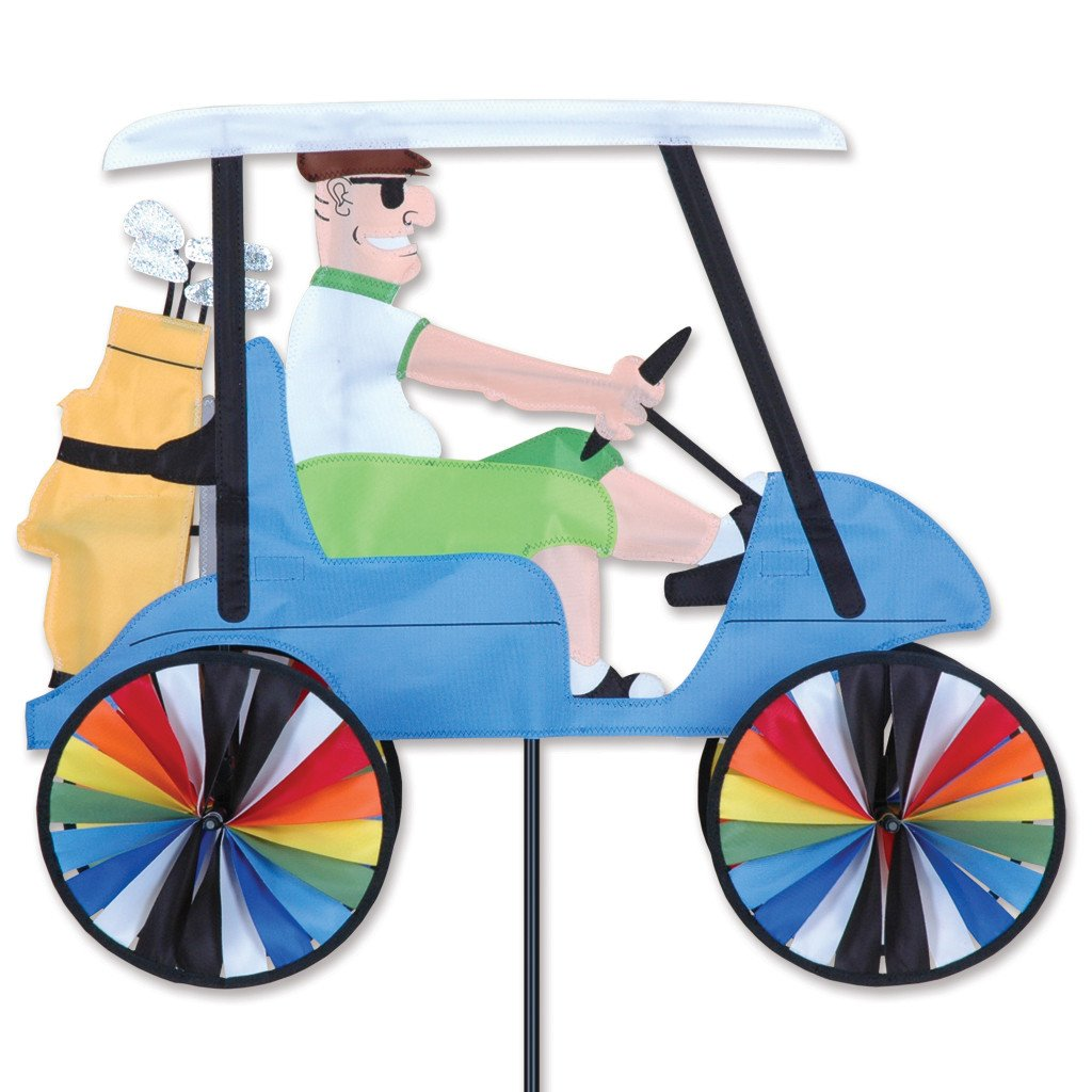 Premier Kites 23 in. Golf Cart Spinner