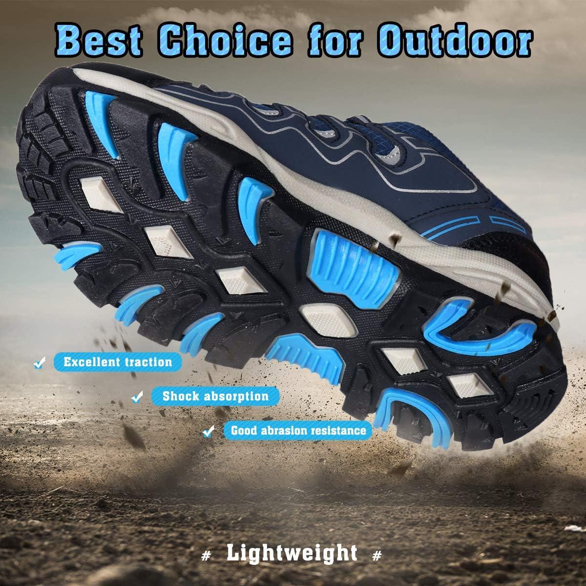 Chaussure de Course Garcon Mode Baskets Basses Sneakers Chaussures de Outdoor Trail Walking Comp/étition Entra/înement Chaussure 31-39