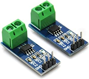 Gikfun 20A Range Current Sensor ACS712 Module for Arduino (Pack of 2pcs) EK1181x2