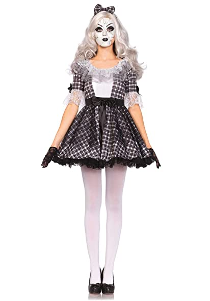 Pictures of doll dresses for halloween