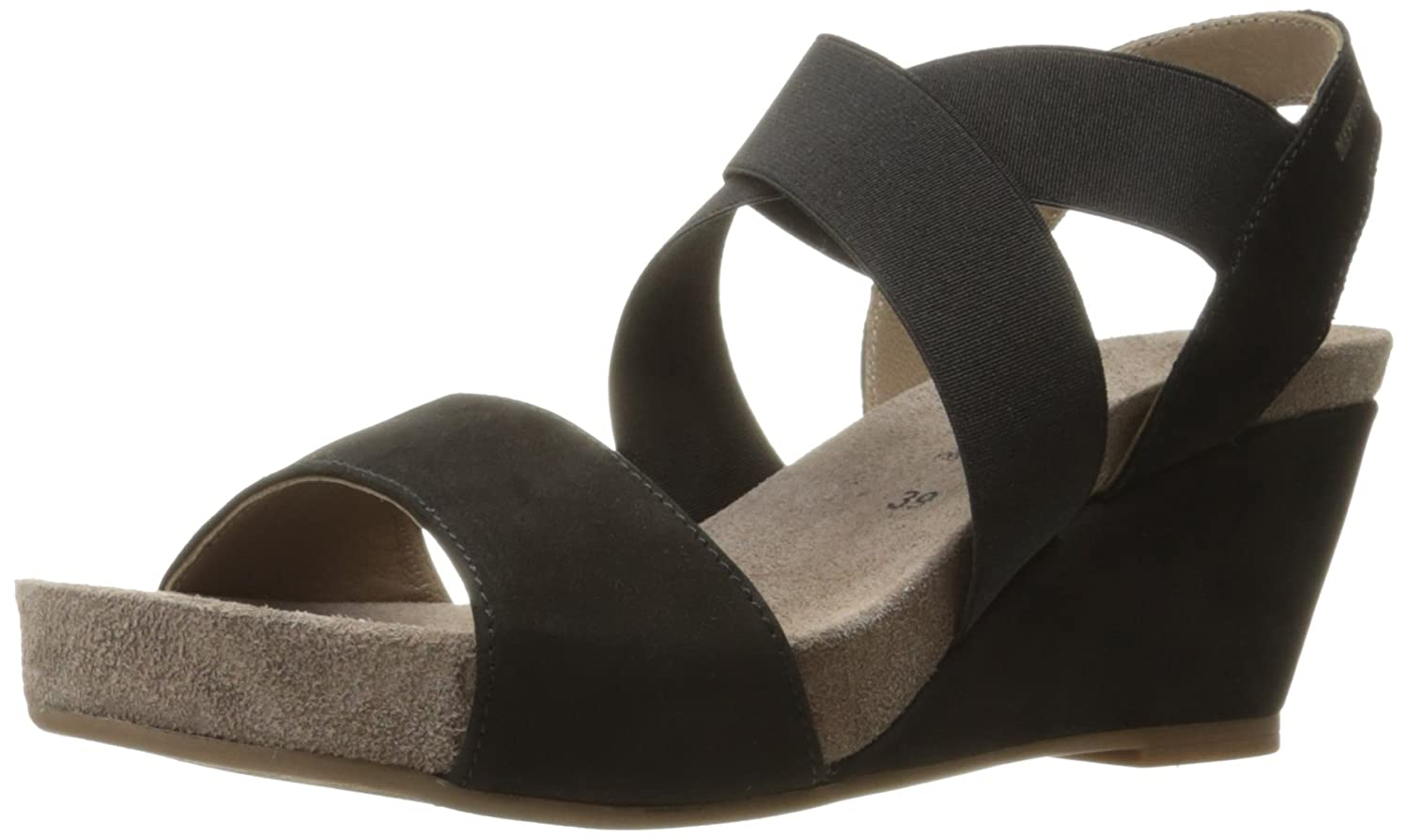 ff4ab012dce Amazon.com | Mephisto Women's Barbara Wedge Sandal | Heeled Sandals