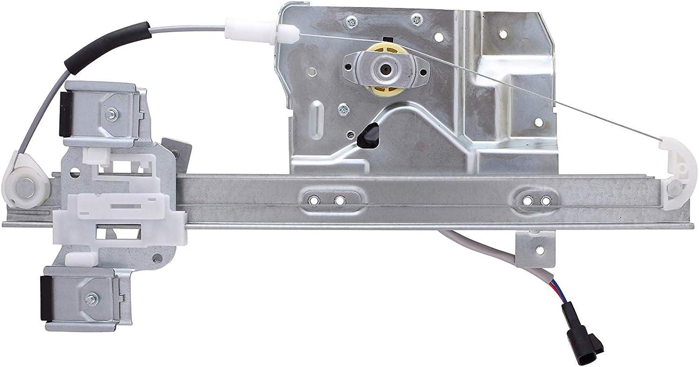 AISIN RPAGM-140 Power Window Regulator /& Motor Assembly