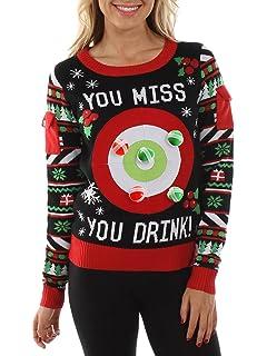 All The Jingle Ladies - Unisex Ugly Christmas Sweatshirt