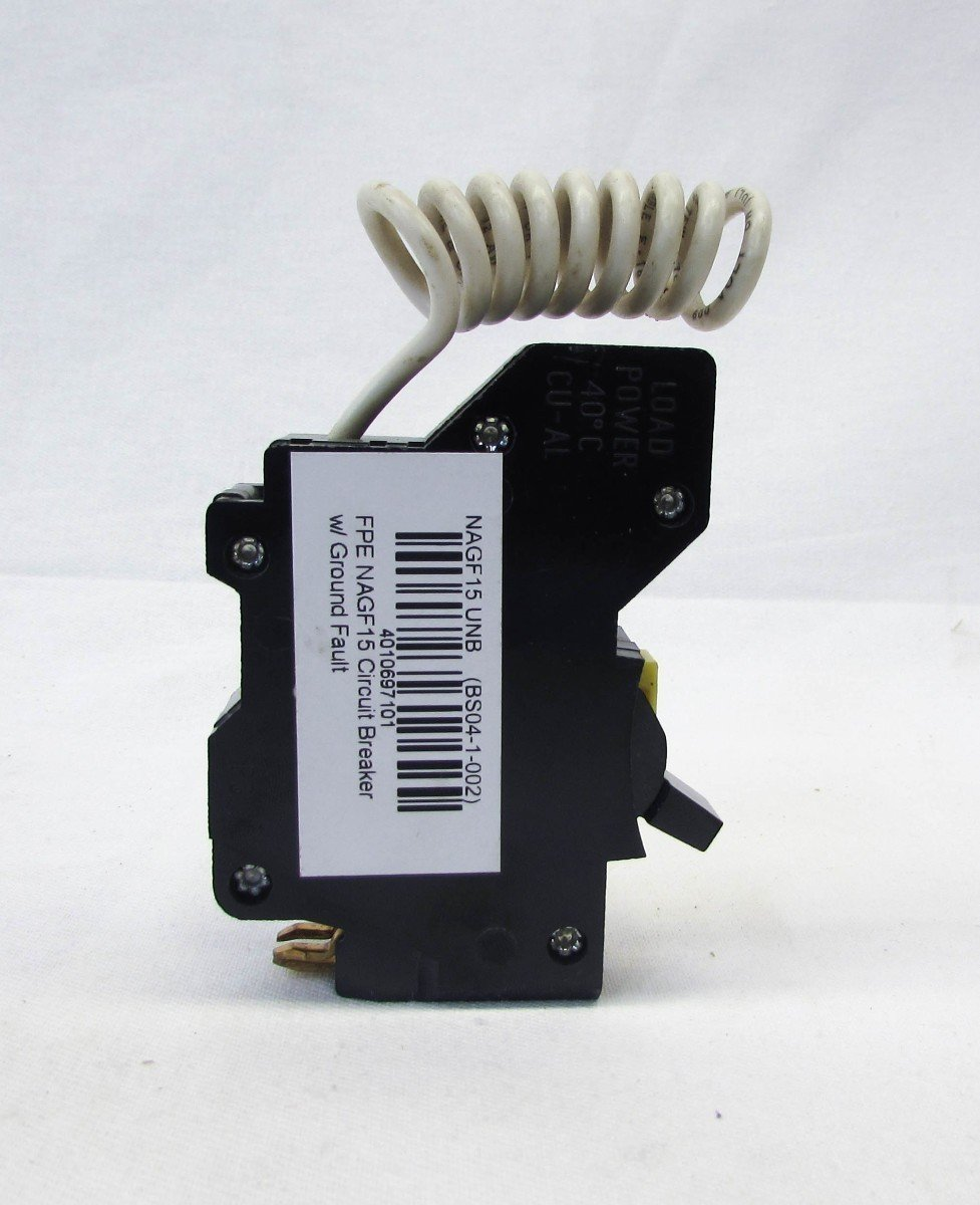 Federal Pacific American Fpe Nagf15 Circuit Breakers Breaker Types Video Different Of Ehow