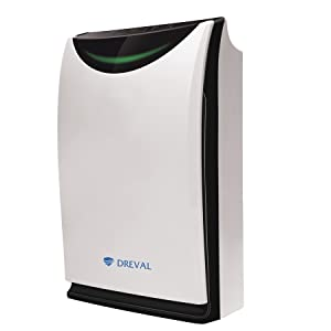 Dreval D-850 Air Purifier Cleaner Humidifier