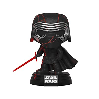 Funko Pop! Star Wars: Rise of The Skywalker - Kylo Ren (Lights and Sound): Toys & Games
