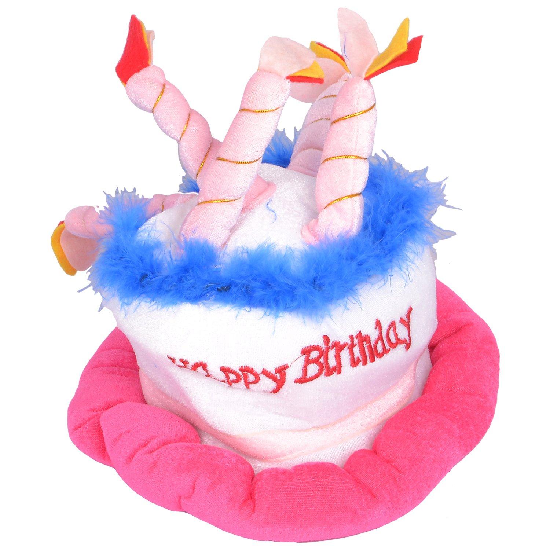 Surprising Buy Little Angels Birthday Fun Cake Design Hat Online At Low Birthday Cards Printable Nowaargucafe Filternl