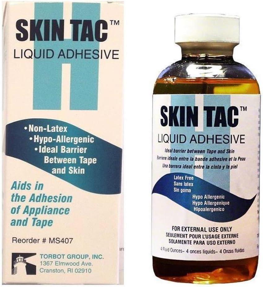 Skin-Tac Liquid Adhesive Barrier [Skin TAC ADH 4 OZ] (EA-1)
