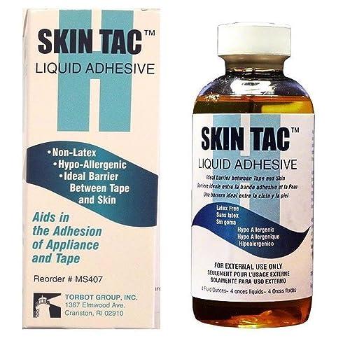 Skin-Tac Liquid Adhesive Barrier [SKIN TAC ADH 4 OZ] (EA-