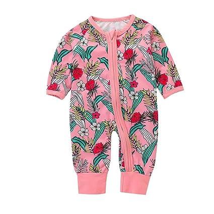 2fb724ba8c1 Amazon.com  Ankola Newborn Jumpsuit