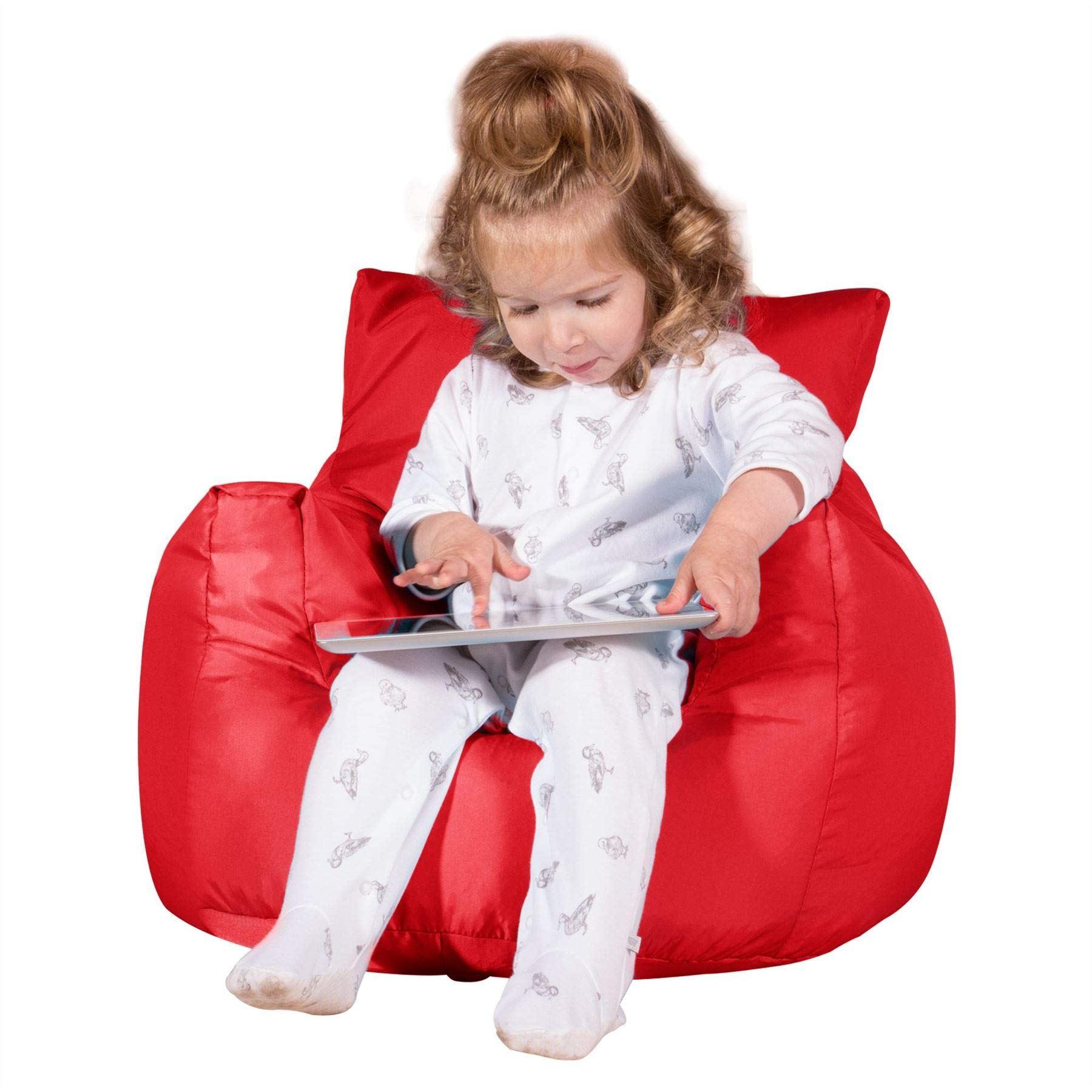 Big Bertha Original Childrens Armchair Bean Bag Indoor Outdoor Red Beanbag Buy Online In Colombia At Desertcart Co Productid 57009022