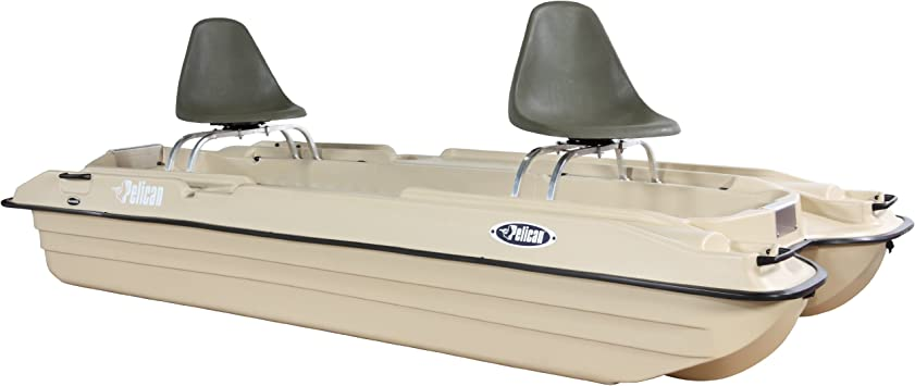 Pelican Bass Raider 10e Fishing Boat Sand Amazon Ca Sports