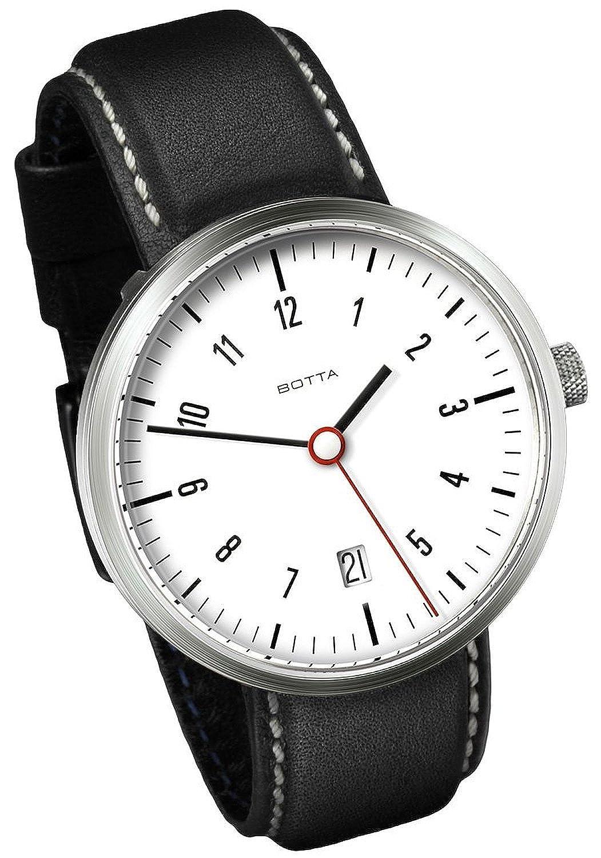 [ボッタデザイン]Botta-Design 腕時計 TRES ALPIN AUTOMATIC MenÕs Watch w/ Date BOTTADESIGN, 621010 [並行輸入品] B01B8HQ9Q2