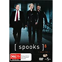 Spooks: The Complete Season 8 (DVD)