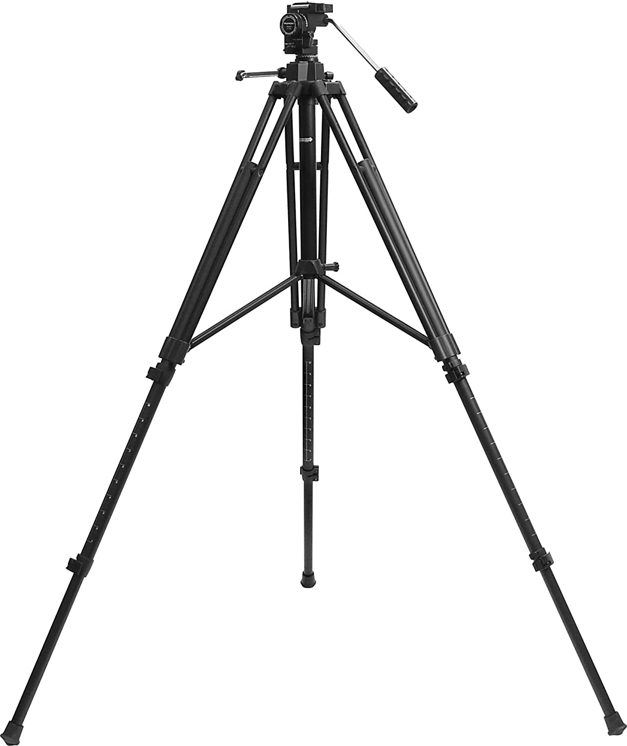 Orion Paragon-Plus XHD Extra Heavy-Duty Tripod Stand for Binoculars (Black) Optronic Technologies Inc 5377