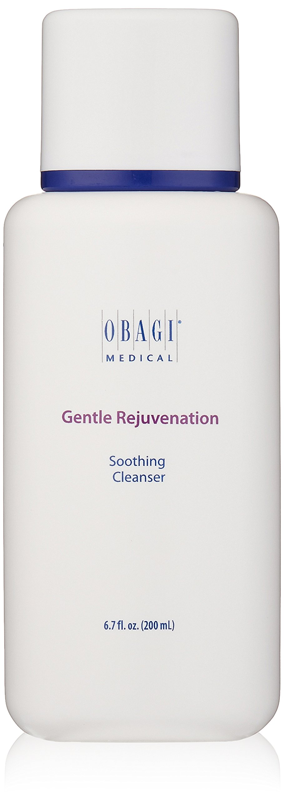 Obagi Gentle Rejuvenation Soothing Cleanser, 6.7 Fl Oz