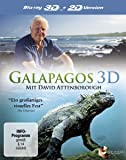 Galapagos 3D – mit David Attenborough [3D Blu-ray]