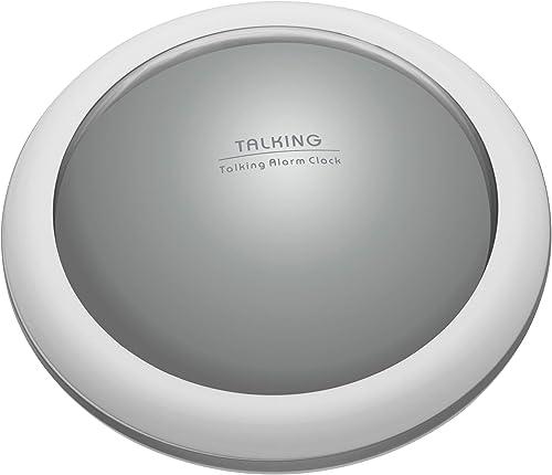 TFA Talk 60.2008.54 Talking Alarm Clock
