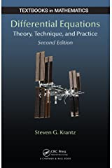 Differential Equations: Theory, Technique and Practice, Second Edition (Textbooks in Mathematics Book 17) Kindle Edition