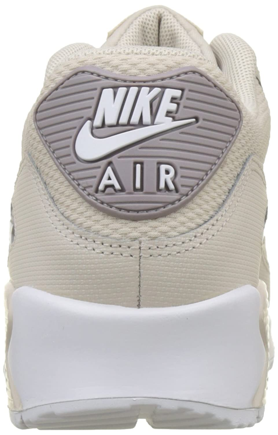 Nike Wmns Air Sand/Weiß/Atmosphere Max 90 Damen Sneakers Beige (Desert Sand/Weiß/Atmosphere Air Grau 054) aae7bc