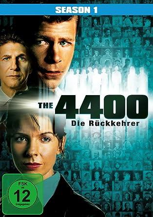 The 4400: Die Rückkehrer - Season 1 [Alemania] [DVD]: Amazon
