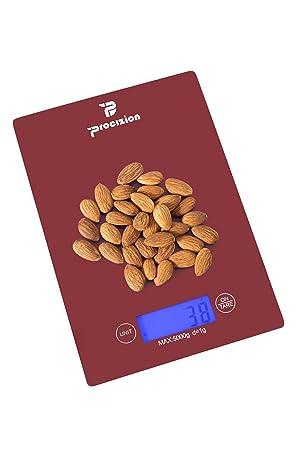 Báscula digital multifunción para cocina, para un peso preciso en gramos, onzas, libras