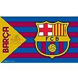 F.C. Barcelona Flag BW