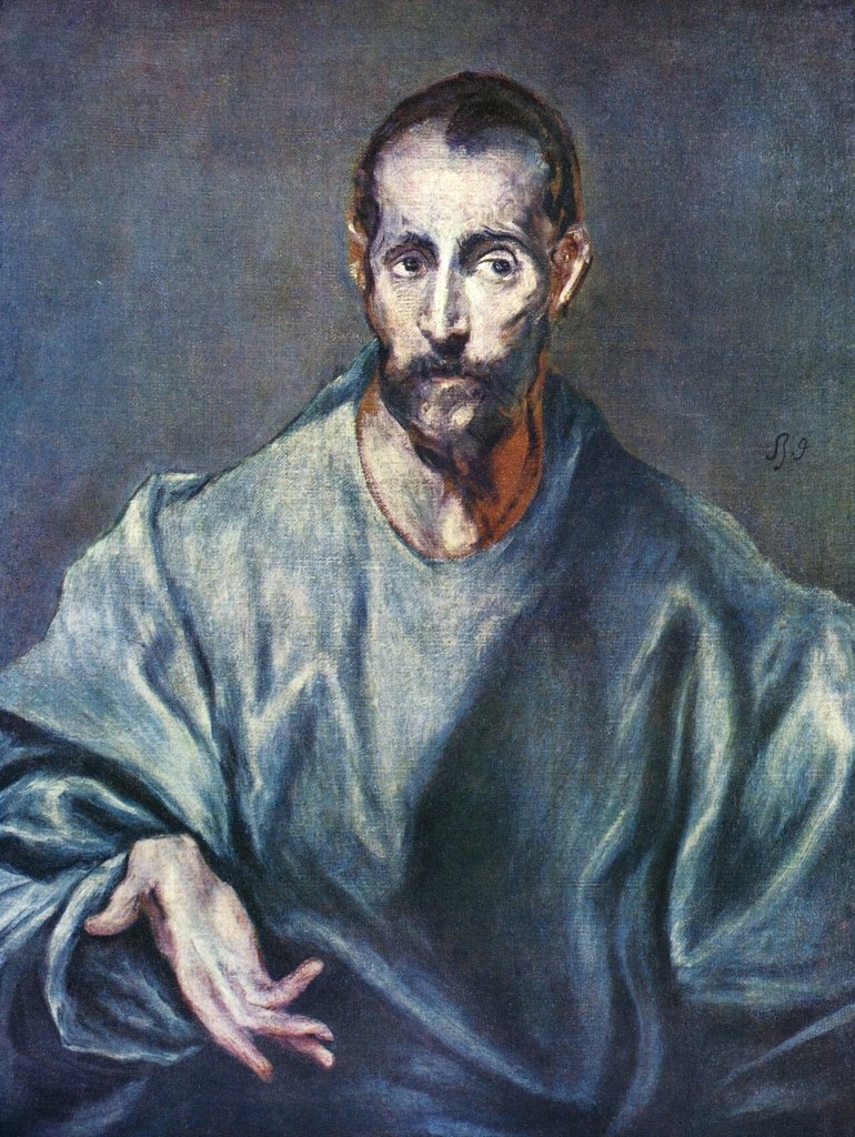 Lais Lais Lais Puzzle El Greco - Hl. Jacobus Major 2000 Teile 73cf2b