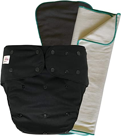 Reusable Special Needs Incontinence Briefs for Big Kids Teens and Adults Cloth Diaper Cover