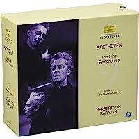 Beethoven: Symphonies Nos. 1 - 9 (1963) [Importado]
