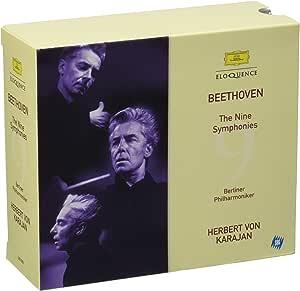 Beethoven Symphonies 1-9 (1963 recordings)
