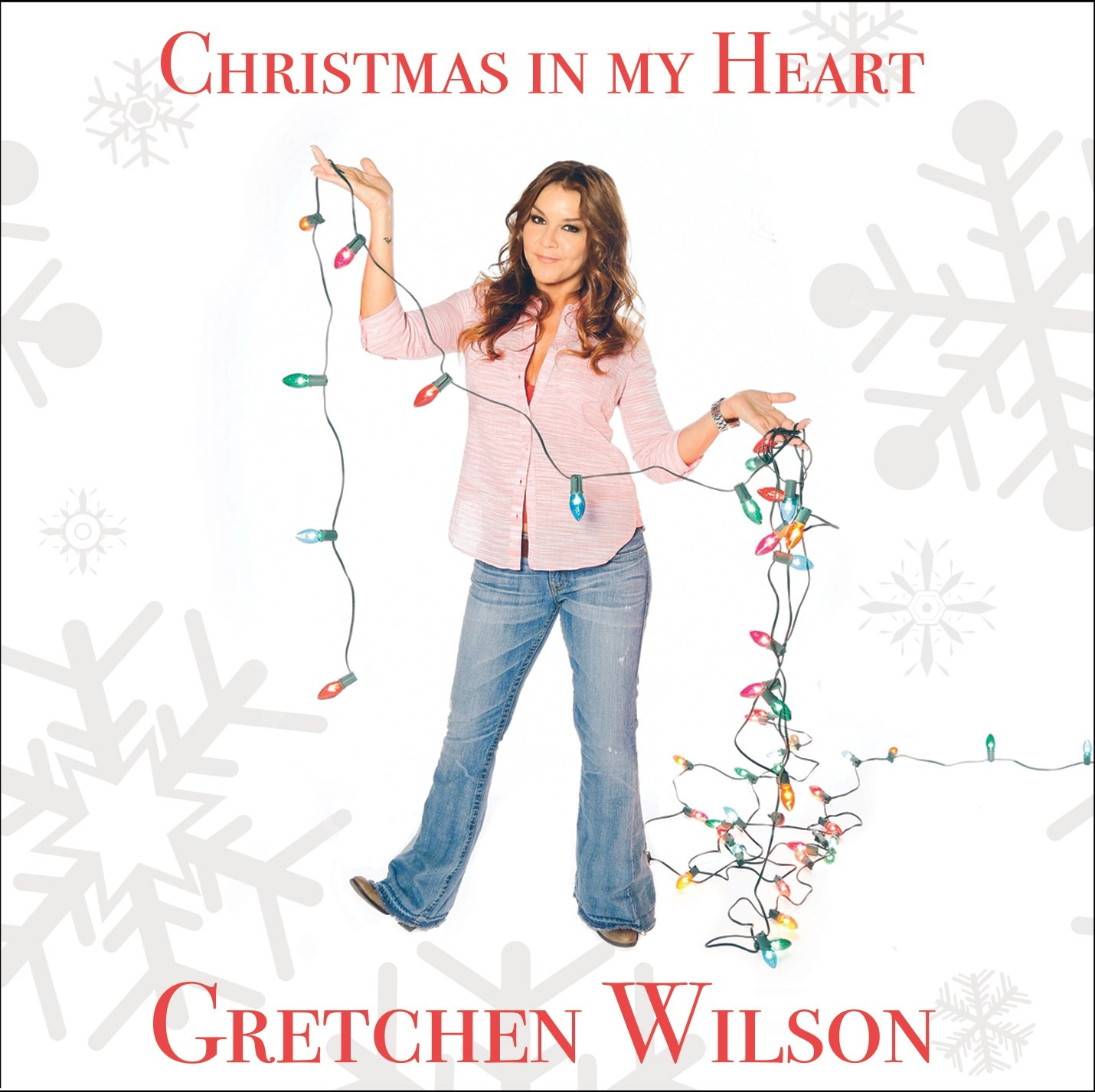 gretchen wilson christmas in my heart amazoncom music - Christmas In My Heart