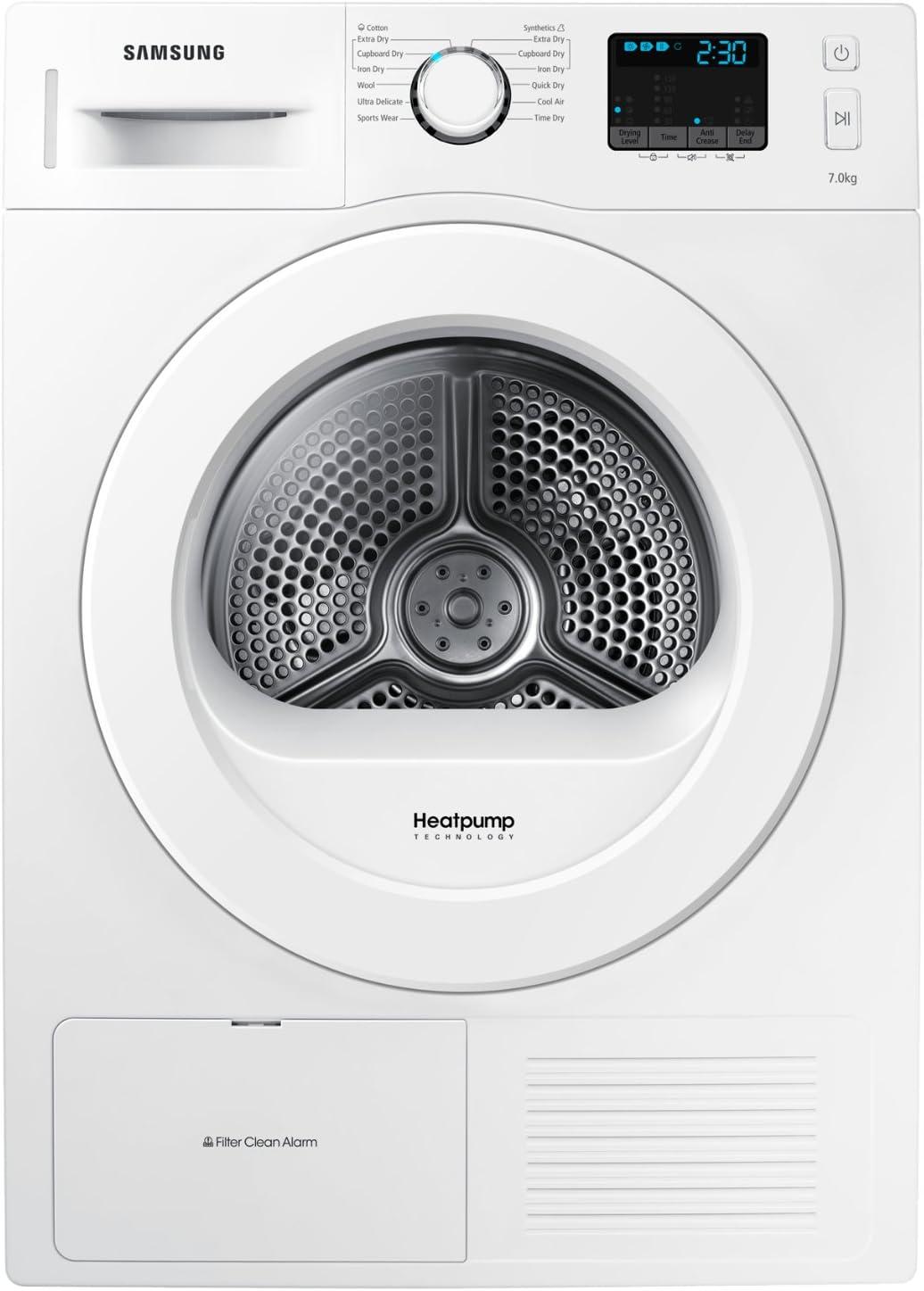 Samsung W/äschetrockner