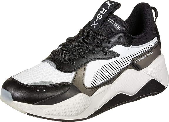 Puma, RS-X Tech Black 369329, Zapatillas Negras para Hombre ...