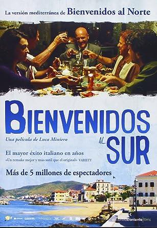 Bienvenidos Al Sur [DVD]: Amazon.es: Claudio Bisio ...
