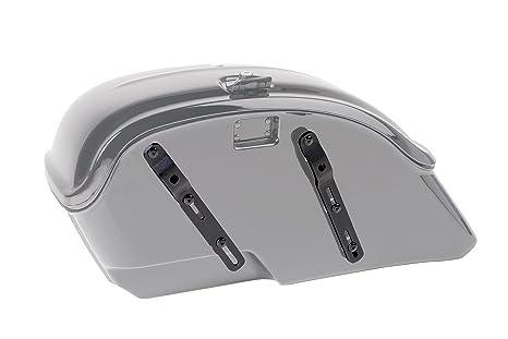 Customacces SL0026N SL Soporte Alforjas Rígidas para Hyosung GV 650 Aquila (GV-650)