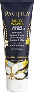 product image for Pacifica Beauty Salty Waves Beach Hair Styling Balm, Vegan and Cruelty Free, 4 Fl Oz