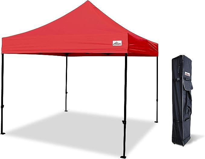 Deluxe Canopy Tienda de campaña desplegable con Bolsa de ...