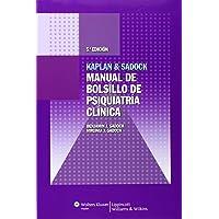 Manual de bolsillo de psiquiatría clínica